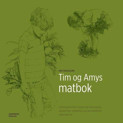 Tim og Amys matbok - vinn eteksemplar